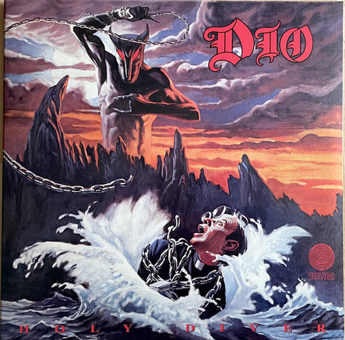 Dio – Holy Diver - LP *NEW*