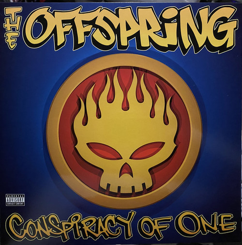 The Offspring – Conspiracy Of One (20th Anniversary) - LP *NEW*