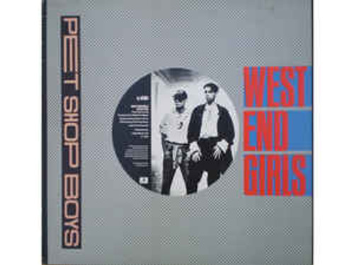 Pet Shop Boys – West End Girls - EP *USED*