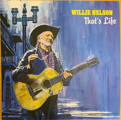 Willie Nelson – That's Life - LP *NEW*