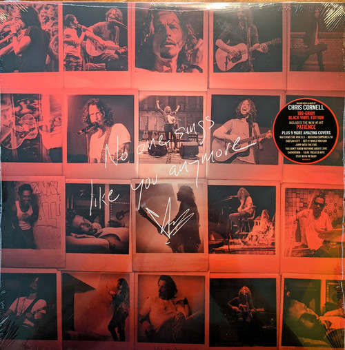 Chris Cornell – No One Sings Like You Anymore - LP *NEW*