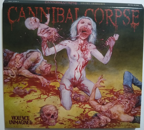 Cannibal Corpse – Violence Unimagined - CD *NEW*