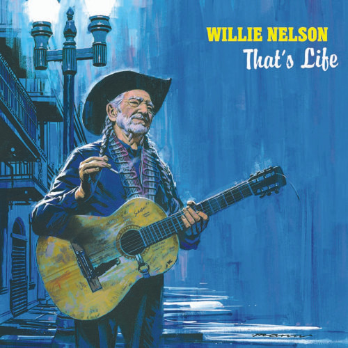 Willie Nelson - That's Life - CD *NEW*