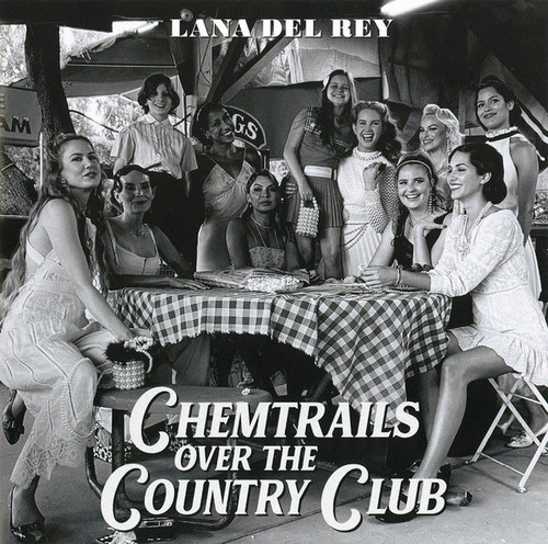 Lana Del Rey – Chemtrails Over The Country Club - CD *NEW*