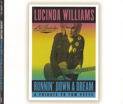 Lucinda Williams – Lu's Jukebox Vol. 1 - Runnin' Down A Dream: A Tribute To Tom Petty - CD *NEW*