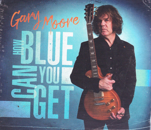 Gary Moore – How Blue Can You Get - CD *NEW*