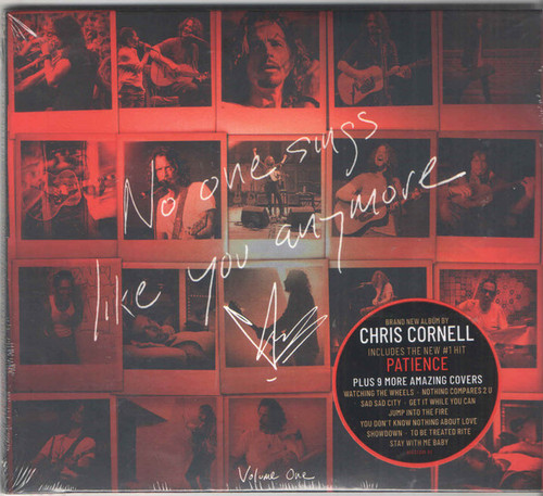 Chris Cornell – No One Sings Like You Anymore - CD *NEW*