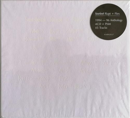 Seefeel – Rupt + Flex 94 — 96 - 4CD *NEW*