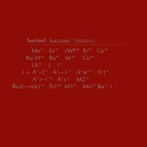 Seefeel  - Succour (Redux) Expanded - 3LP *NEW*