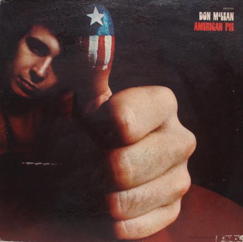 Don McLean  – American Pie (AU) - LP *USED*