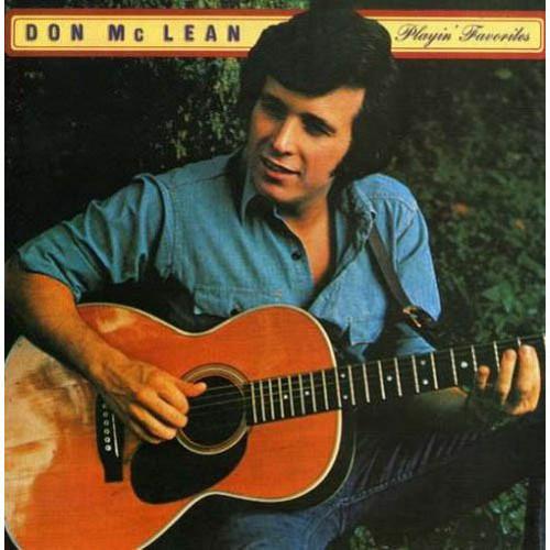 Don McLean  – Playin' Favorites (AU) - LP *USED*