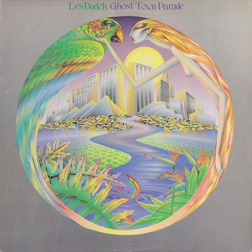 Les Dudek  – Ghost Town Parade (US) - LP *USED*