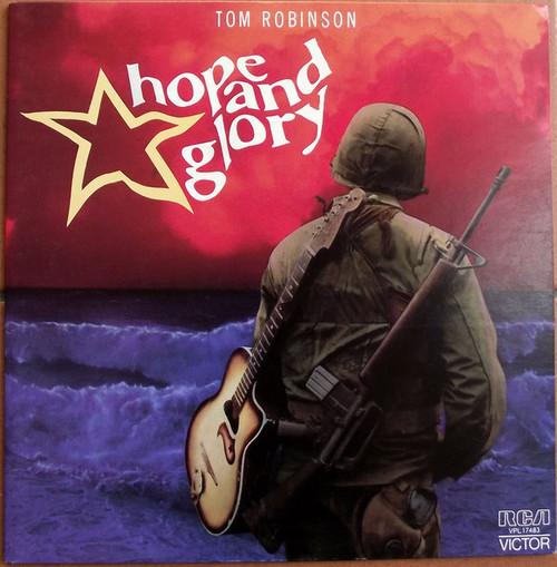 Tom Robinson – Hope And Glory (AU) - LP *USED*