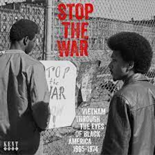 Stop The War: Vietnam Through The Eyes Of Black - Various - CD *NEW*