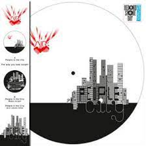 """AIR - People In the City (Pic Disc) - 12"""" *NEW* RSD 2021"""