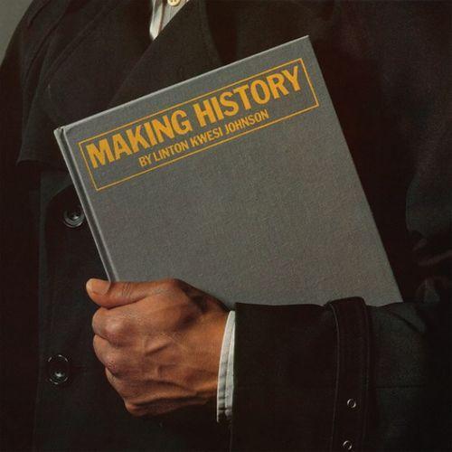 Linton Kwesi Johnson - Making History (Yellow Vinyl) - LP *NEW* RSD 2021