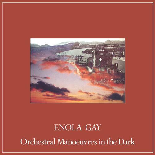 """Orchestral Manoeuvres In The Dark - Enola Gay Remixes - 12"""" *NEW* RSD 2021"""
