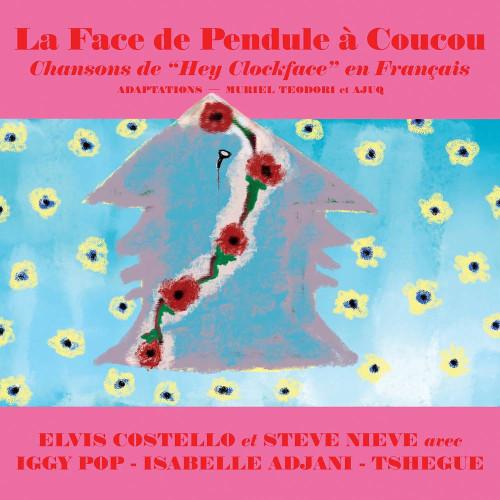 Elvis Costello - La Face de Pendule à Coucou (Red Vinyl - LP  *NEW* RSD 2021