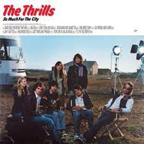 The Thrills - So Much For The City( Red Vinyl) - LP *NEW* RSD 2021