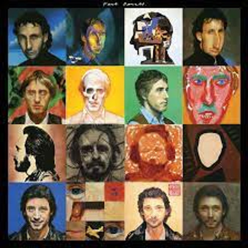 The Who - Face Dances 40th (Yellow and Blue Vinyl) - 2LP *NEW* RSD 2021