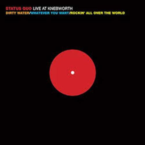 "Status Quo - Live At Knebworth (Coloured vinyl) - 12"" *NEW*  RSD 2021"