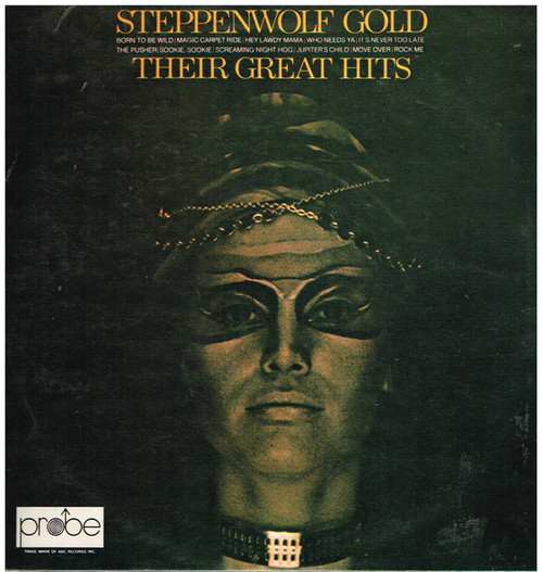 Steppenwolf – Gold (Their Great Hits) (NZ) - LP *USED*