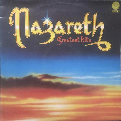 Nazareth (2) – Greatest Hits (AUSTRALASIA) - LP *USED*