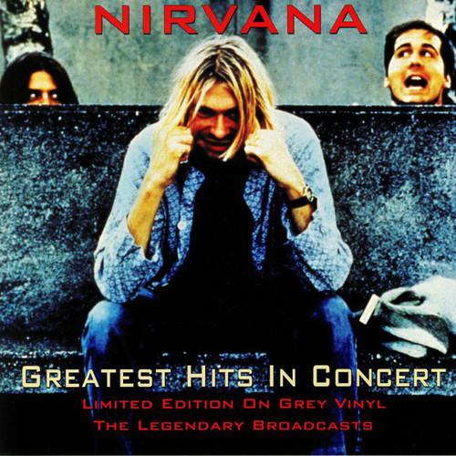 Nirvana – Greatest Hits Live in Concert (Grey Vinyl) (EU) - LP *USED*