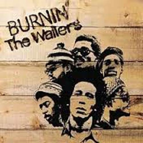 The Wailers – Burnin' (NZ) - LP *USED*