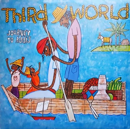 Third World – Journey To Addis (UK) - LP *USED*