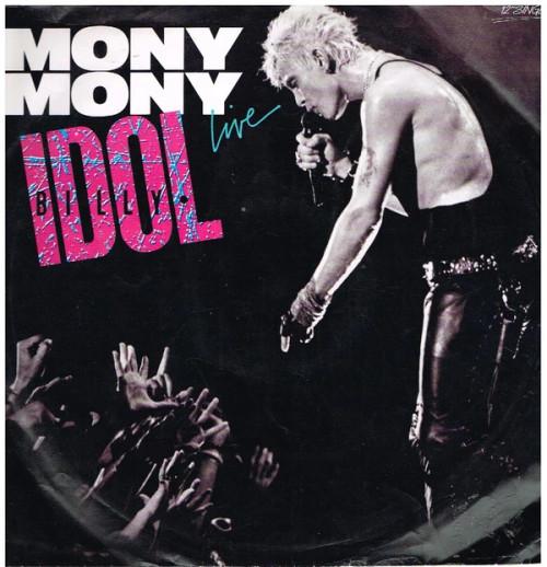 Billy Idol – Mony Mony (AU) - LP *USED*