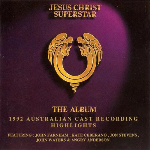 Jesus Christ Superstar 1992 Australian Cast  – Jesus Christ Superstar: The Album - CD *USED*