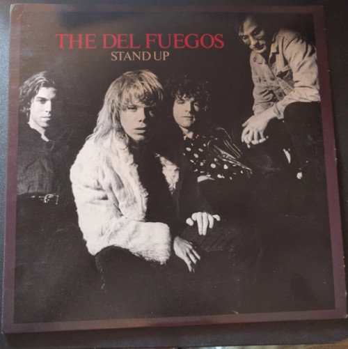 The Del Fuegos – Stand Up (US) - LP *USED*