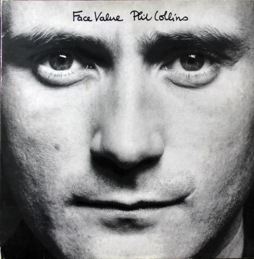 Phil Collins – Face Value (UK) - LP *USED*