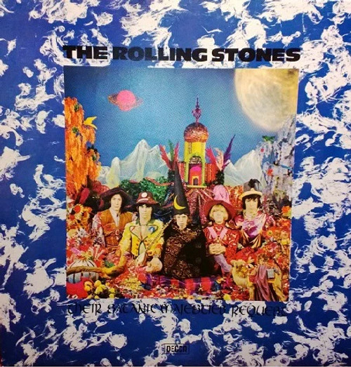The Rolling Stones – Their Satanic Majesties Request (GMY) - LP *USED*