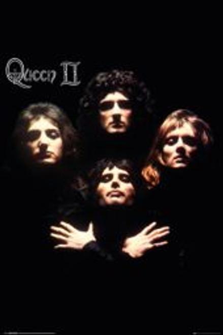 Queen  II ( Faces ) - POSTER #90 *NEW*