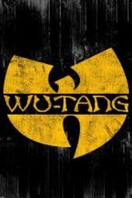 Wu Tang Clan Logo - POSTER #92 *NEW*