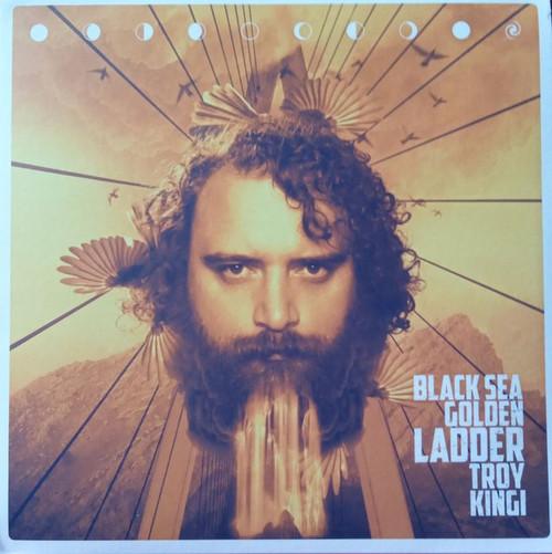 Troy Kingi – Black Sea Golden Ladder (Gold Vinyl) - LP *NEW*