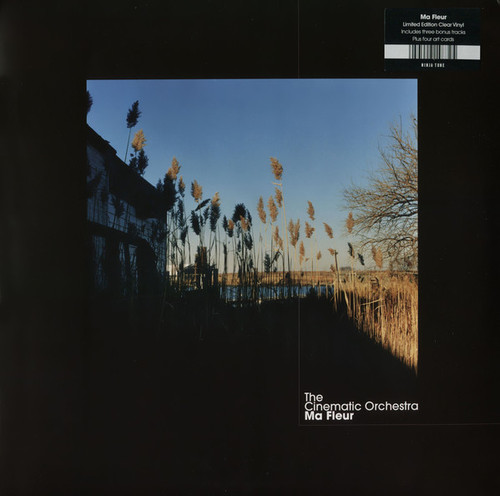 The Cinematic Orchestra – Ma Fleur )Clear Vinyl) - 2LP *NEW*