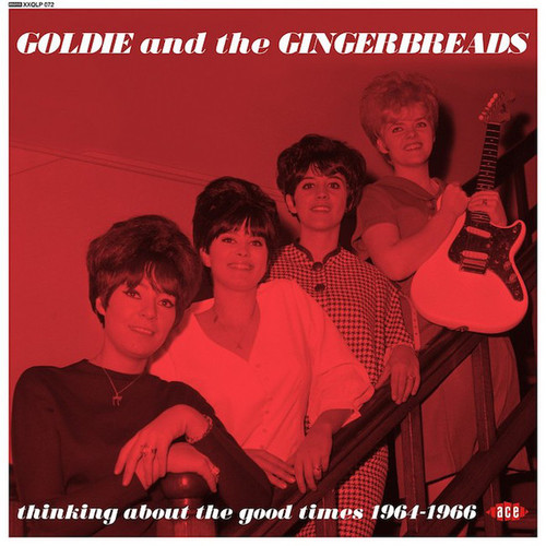 Goldie And The Gingerbreads* – Thinking About The Good Times 1964-1966 - LP *NEW*