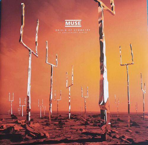 Muse – Origin Of Symmetry: XX Anniversary RemiXX - 2LP *NEW*