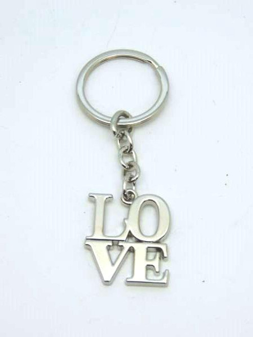 Gifts - Keyring LOVE in black gift box *NEW*