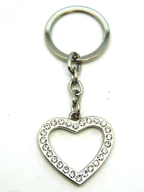 Gifts - Keyring Heart