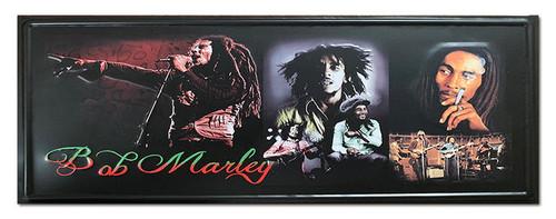 Signs - Bob Marley 36cm x 13cm *NEW*