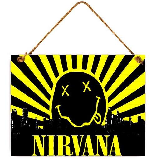 Signs - Nirvana 30cm x 40cm *NEW*