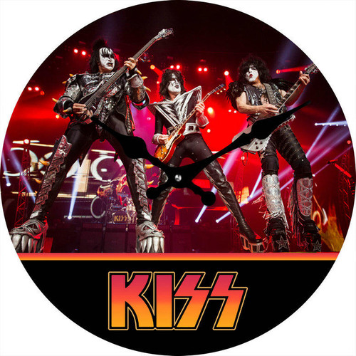 Clock - Glass Kiss 30cm *NEW*