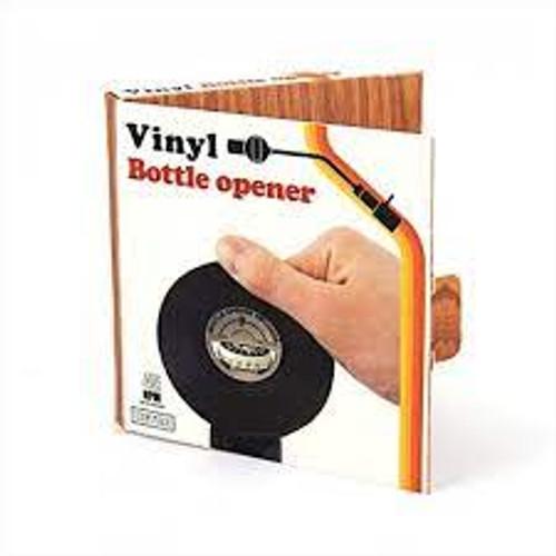 Vinyl Bottle Opener - *NEW*