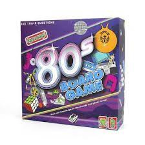 Awesome 80's Board Game - *NEW*