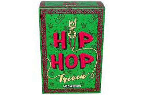 Hip Hop 100 Trivia Cards - *NEW*