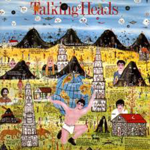 Talking Heads – Little Creatures (NZ) - LP *USED*